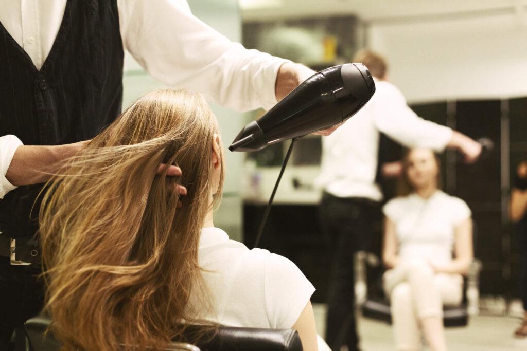 Startup Hair Salon